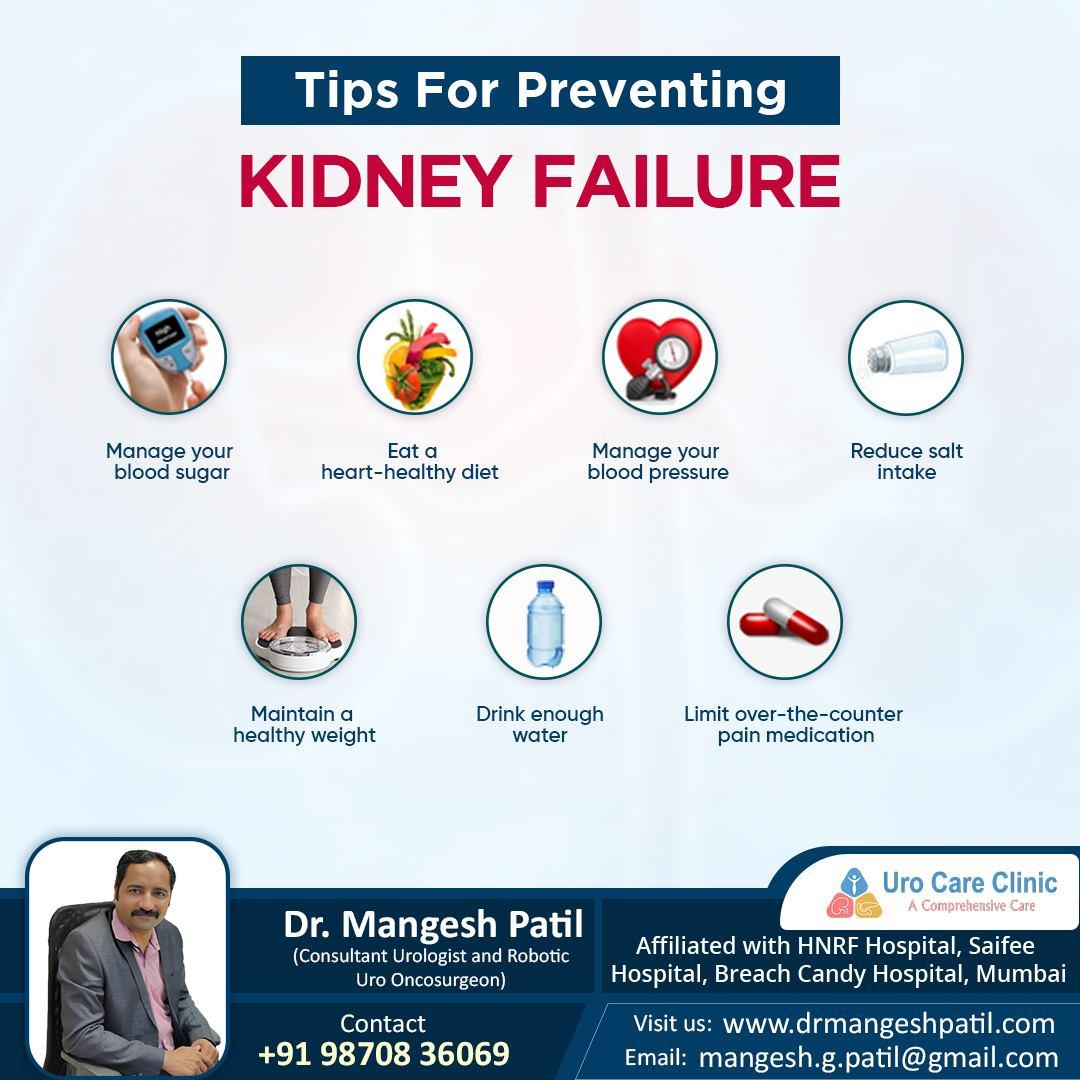 Kidney failure prevention
